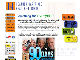 Heather Hartridge Health & Fitness